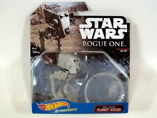 Hot Wheels Star Wars AT-ST Walker Rogue One Die-Cast vehicle Starships