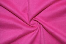 Hot Pink 100% Cotton Jersey Knit 7 Ounce Shirt Sewing Apparel Fabric BTY