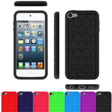 For iPod Touch 7th Gen/6th Gen/5th Gen Silicone Case ShockProof Anti Slip Cover