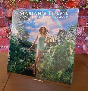 MARIAH CAREY (MARIAH'S THEME) CAN'T TAKE THAT AWAY/CRYBABY US 12'' VINYL SEALED