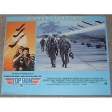 "Top Gun poster - lobby card poster print # 3 - Tom Cruise poster - 11"" x 14"""