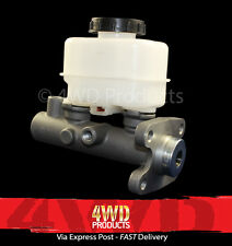 Brake Master Cylinder - for Nissan Patrol GU 4.5P 4.2D 2.8D (97-01) non ABS
