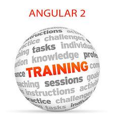 2-ANGOLARE video formazione tutorial DVD