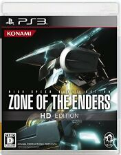 (Used) PS3 ZONE OF THE ENDERS HD EDITION [Import Japan]((Free Shipping))