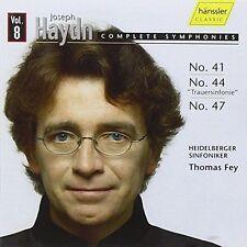 Symphonies 41 44 47 by Haydn CD 4010276018162
