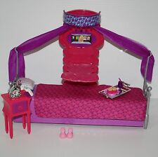 Barbie Bed To Breakfast Furniture For the Doll Complete