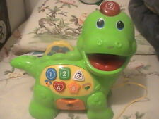 Vtech Chomp & Count Dino Snack on Color and Counting Fun