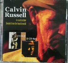 Calvin Russell-A Crack in Time/Sounds from the Fourth World 2 CDs
