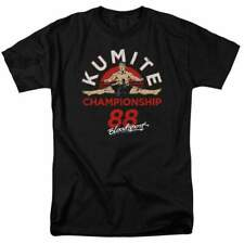 Bloodsport T-shirt Retro movie 1988 Kumite Championship graphic tee MGM293