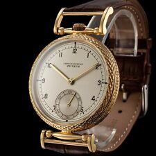 ZENITH Men's Wrist Watch Swiss 1920's Vintage Mechanical Movement 17 Jewels