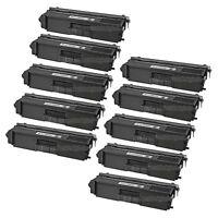 10PK TN315BK TN315 BLACK Toner for MFC-9460cdn MFC-9560 9970c HL-4150cdn HL-4570