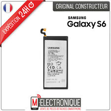 Batterie interne 3.85V 2550mAh Original Samsung Galaxy S6 G920F