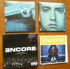 EMINEM Encore Shady Collector's Edition BOXED w/25 POSTCARDS EXC
