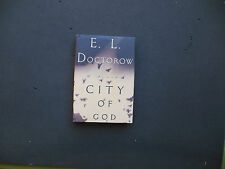City of God by E. L. Doctorow (2000, HcwDj) Brand New First Edition
