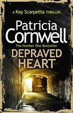 Depraved Heart (Kay Scarpetta Novel 23),Patricia Cornwell