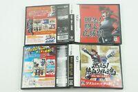 Osu Tatakae Ouendan Moero Nekketsu Rhythm Damashii NDS Nintendo DS From Japan