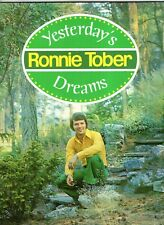 LP RONNIE TOBER yesterday's dreams HOLLAND EX+
