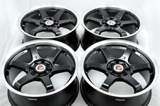 17 Wheels Cobalt Civic Corolla Golf Forenza Ion Cooper Accord Rims 4x100 4x114.3