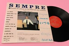 VALDAMBRINI SELLANI MASETTI ... LP SEMPRE ORIG ITALY JAZZ '60 NM !!!!!!!!!!!!!!!