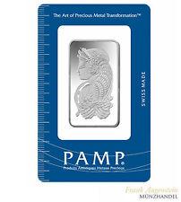 Silberbarren Pamp Suisse 1 oz .999 Silber Motiv Fortuna