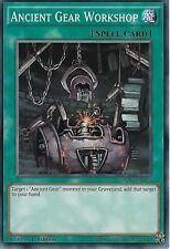 YU-GI-OH CARD: ANCIENT GEAR WORKSHOP - SR03-EN024 - 1ST EDITION