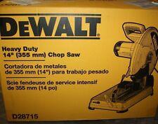 "Dewalt D28715 14"" Abrasive Chop Saw"