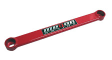 MEGAN RACING REAR LOWER TIE BAR FOR 06-11 HONDA CIVIC 2DR/4DR - RED