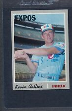 1970 Topps #707 Kevin Collins Expos NM/MT *5558