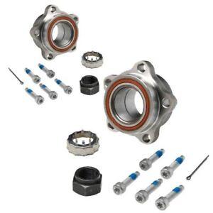 For Ford Transit & Tourneo MK7 2006-2013 Front Hub Wheel Bearing Kits Pair