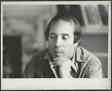 ~ Paul Simon Original 1970s Promo Press Portrait Photo