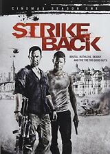 Strike Back: Cinemax Season 1 - 4 DISC SET (2015, DVD New)