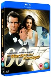 The World Is Not Enough BLU-RAY- REGION FREE NEW & SEALED
