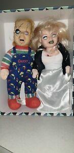Chucky & Tiffany Dolls