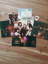 Rudy Sarzo ( Quiet Riot / Ozzy / Whitesnake ) Photos and Autograph