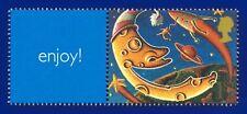 2001 LS1 1st Enjoy - Man in the Moon ex-Smiler Sheet LS1 MNH aghe