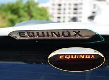 2018-2019 2020  For Chevrolet Equinox stainless chrome High brake light cover
