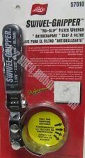 """Lisle 57010 Swivel Gripper NO SLIP Filter Wrench 2.375"""" - 2.625"""" (60.3-66.7mm)"""