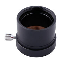 """Metal 1.25"""" to 0.965"""" Telescope Eyepiece Adapter 31.7mm to 24.5mm Adapter Top co"""