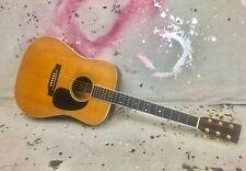 1975 Martin D-35 Acoustic Guitar Player-Project D35 1970's