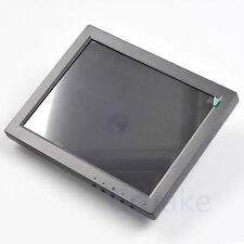 10 inch TFT LCD Color BNC HDMI Monitor Screen Video for PC Security Cam CCTV DVR