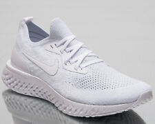 f832624ae4c2 Nike Epic React Flyknit White Pure Platinum True Running Men s Aq0067-102  Sz 10