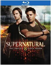 Supernatural, The Su - Supernatural: The Complete Eighth Season [New Blu-ray]