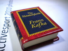 Del Prado miniature book - The Metamorphosis - Franz Kafka
