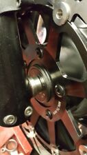 TRIUMPH ROCKET 3 ROADSTER STAINLESS WHEEL SPACERS