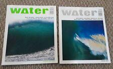 Water Surfing Magazine Lot Summer 2002 Spring 2003 Slater Curren