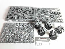 Warhammer 40k Space Marine Centurions 6 Models Partially Assembled NA-1