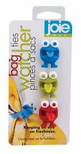 Joie Watchers Bag Ties and Cable Ties, Set of 3