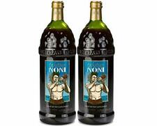 Authentic TAHITIAN NONI Juice by Morinda (2PK Case), 1 liter bottles