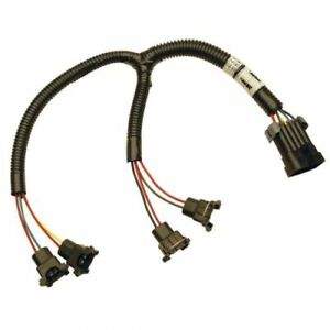 Fast Electronics 301200 XFI Fuel Injector Harness; For Chevy LT1; Chrysler NEW