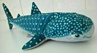 "Finding Dory Talking Destiny Whale Shark Plush Toy 33cm Bandai Disney Pixar 13"""